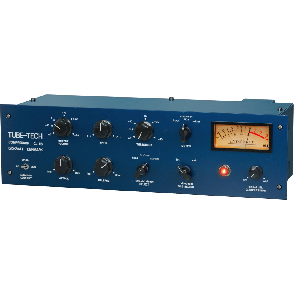 Tube Tech CL 1B Opto Compressor (Mono) 하드웨어
