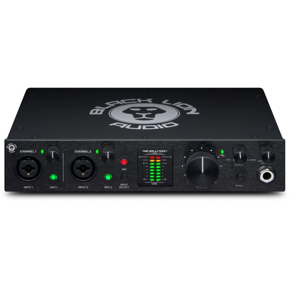 블랙라이언 레볼루션 BlackLion Audio Revolution 2x2